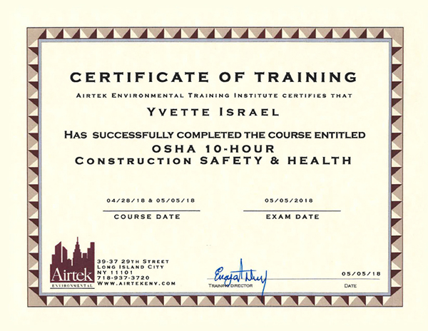 Certified Mold Inspection & Testing - New Jersey   Above & Beyond